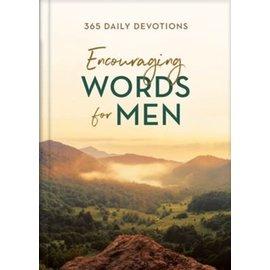 Encouraging Words for Men, Hardcover