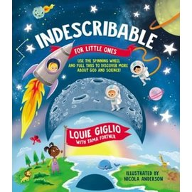 Indescribable for Little Ones (Louie Giglio), Hardcover