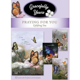 Boxed Cards - Praying for You, Uplifting You