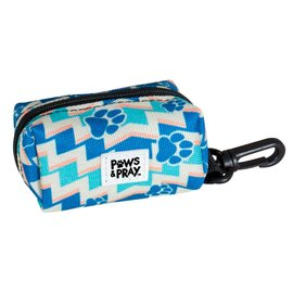Paws & Pray Pet Waste Bag Dispenser, Paws
