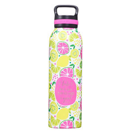 Stainless Steel Water Bottle - Taste and See