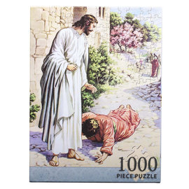 Puzzle - Jesus: Friend of Sinners, 1000 Pieces