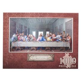 Puzzle - Last Supper, 1000 Pieces