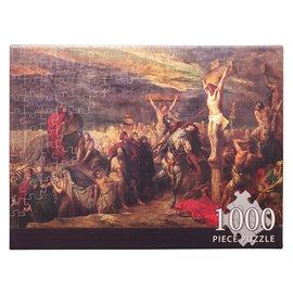 Puzzle - The Crucifixion, 1000 Pieces