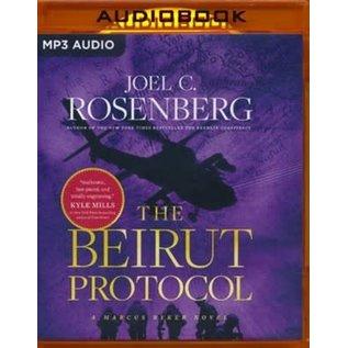 AudioBook: The Beirut Protocol (Joel Rosenberg)