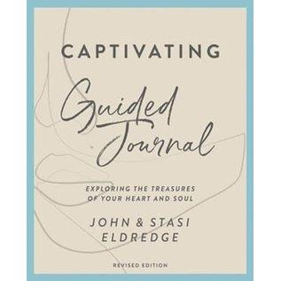 Captivating: Guided Journal (John & Stasi Eldredge), Paperback