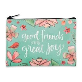 Coin Purse - Good Friends Bring Great Joy