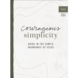 Courageous Simplicity, Paperback