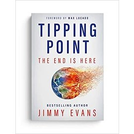 Tipping Point: The End is Here (Jimmy Evans), Paperback