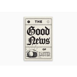 Good News Bulk Tracts: The Good News of Easter (Pack of 25)