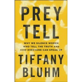 Prey Tell (Tiffany Bluhm), Paperback