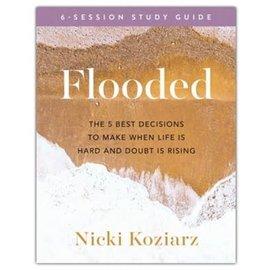 Flooded, Study Guide (Nicki Koziarz), Paperback
