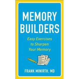 Memory Builders (Frank Minirth MD), Paperback
