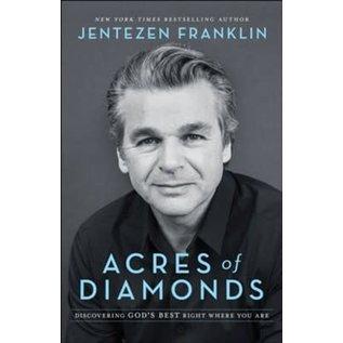 Acres of Diamonds (Jentezen Franklin), Paperback