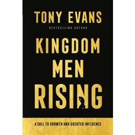 Kingdom Men Rising (Tony Evans), Hardcover