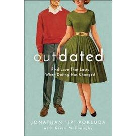 "Outdated (Jonathan ""JP"" Pokluda), Paperback"