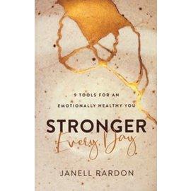 Stronger Every Day (Janell Rardon), Paperback
