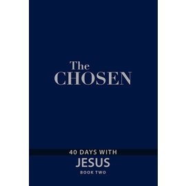 The Chosen Book Two: 40 Days With Jesus, Leathersoft
