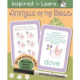 Flash Cards: Animals of the Bible