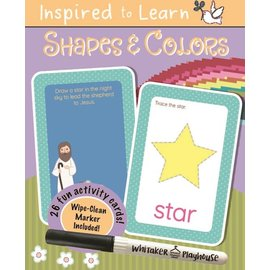 Flash Cards: Shapes and Colors