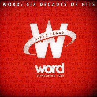 CD - Word: Six Decades Of Hits (3 CDs)