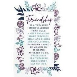 Pocket Card - Friendship