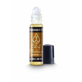 Anointing Oil - Frankincense & Myrrh, Roll On 1/3oz