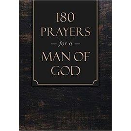 180 Prayers for Man of God