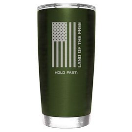 Stainless Steel Tumbler - Land of the Free