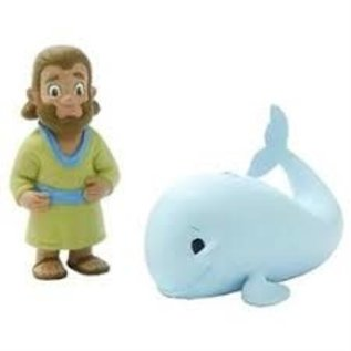 Action Figure - Jonah and the Big Fish