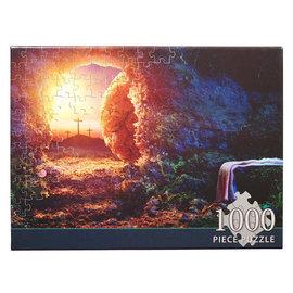 Puzzle - The Resurrection, 1000 Pieces