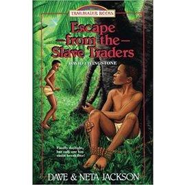 Escape from the Slave Traders: David Livingstone (Dave Jackson, Neta Jackson), Paperback
