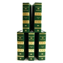 Spurgeon's Sermons, 5 Book Set (10 volumes), Hardcover
