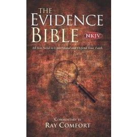 NKJV The Evidence Bible, Hardcover