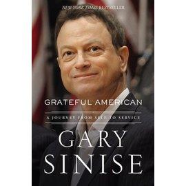 Grateful American (Gary Sinise), Paperback