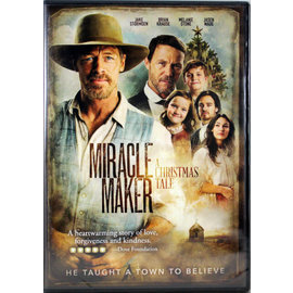 DVD - Miracle Maker