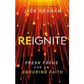 Reignite (Jack Graham), Hardcover