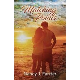 Driftwood Cove #1: Matching Points (Nancy J. Farrier), Paperback