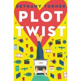 COMING MAY 2021: Plot Twist (Bethany Turner), Paperback