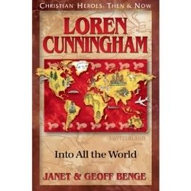 Loren Cunningham: Into All the World (Janet & Geoff Benge), Paperback