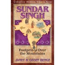 Sundar Singh: Footprints Over the Mountains (Janet & Geoff Benge), Paperback