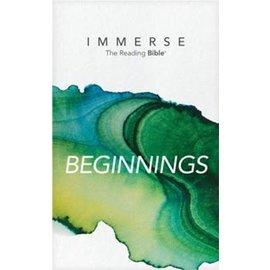 NLT Immerse: Beginnings, Paperback