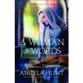 Jerusalem Road Series #3: A Woman of Words, Paperback