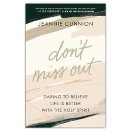 Don't Miss Out (Jeannie Cunnion), Paperback