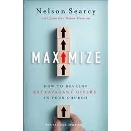 Maximize (Nelson Searcy), Paperback
