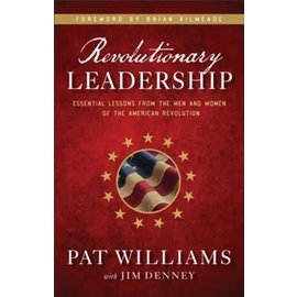 Revolutionary Leadership (Pat Williams), Hardcover