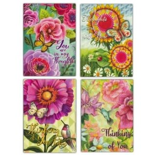 Boxed Cards - Thinking of You, Birds & Butterflies