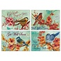Boxed Cards - Get Well, Flowers & Birds