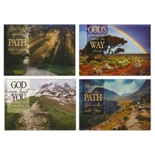 Boxed Cards - Encouragement, God can Lead You