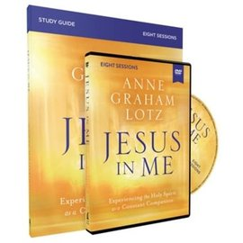 Jesus in Me DVD and Study Guide (Anne Graham Lotz)